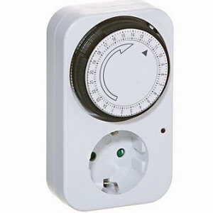 Timer stopcontact buiten