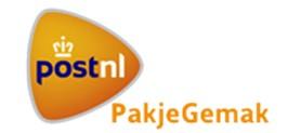 Ga naar de tab -INFO- en lees hier over het toepassen van PakjeGemak.